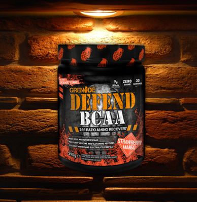 Defend BCAA Grenade